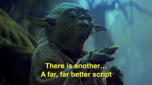 far far better script d.g.h.delgado